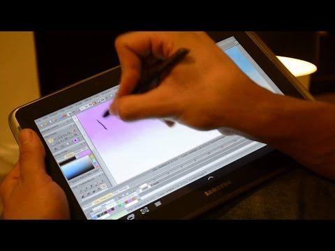 TVPaint Animation 10 Pro on Android