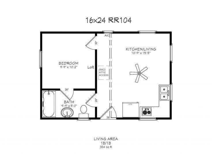 16x24 Cabin Floor Plans Google Search Log Cabin Floor