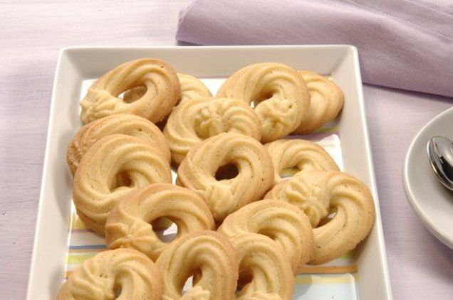 Butter-Ringe (Oetker)