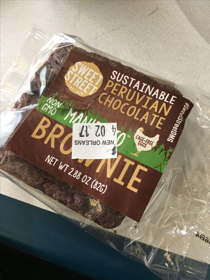 The Peruvian brownie