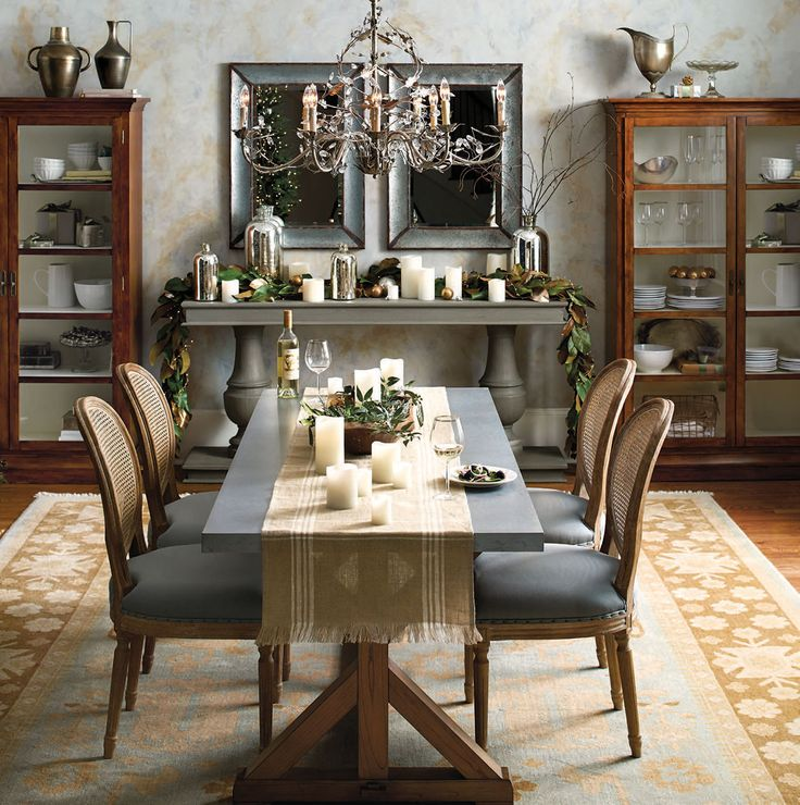 Warm Dining Room Colors: Dining Room Decorating Ideas