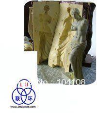 concrete statues molds for silicone rubber liquid