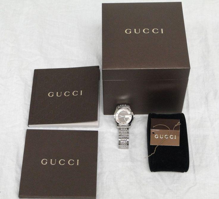 Gucci YA126503 G-Timeless Ladies Casual Dress Wrist Watch Stainless Steel Date #Gucci #Dress #Formal #YA126503 #G- #G-Gucci #Timeless #Ladies #Women #Casual #Dress #Formal #Wrist #Watch #Wristwatch #Stainless #Steel #Work #Date #Dial  1208
