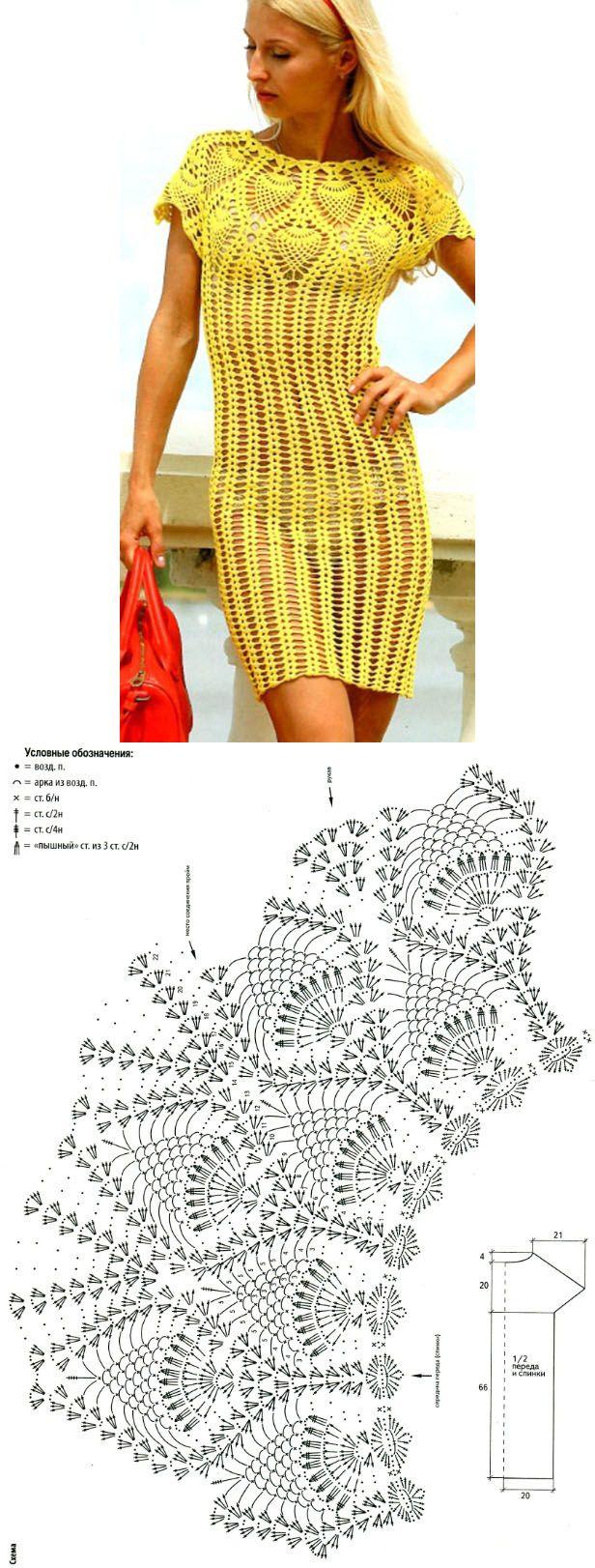 826 Best Images About Crochet Patterns Diagrams