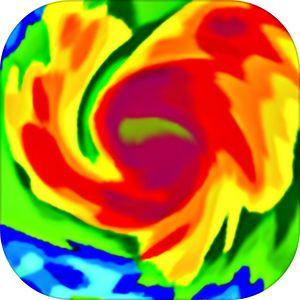 NOAA Hi-Def Radar Pro -  Storm Warnings, Hurricane Tracker & Weather Forecast by WeatherSphere