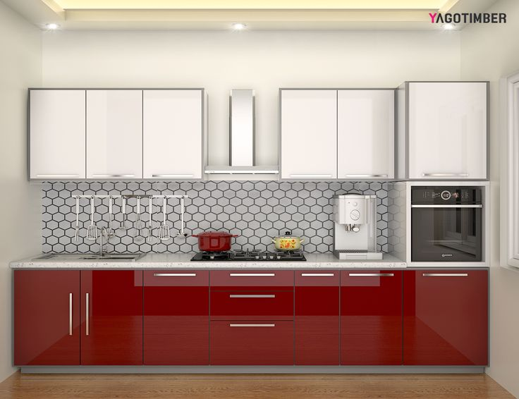Checked out the reason why should you go for a modular for Kitchen design visit
