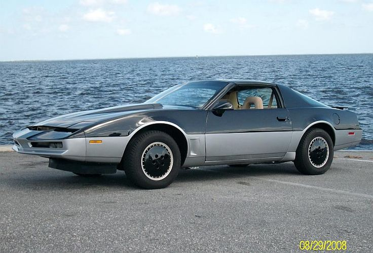 Knight Rider Karr KARR Is Done TVMovie Cars