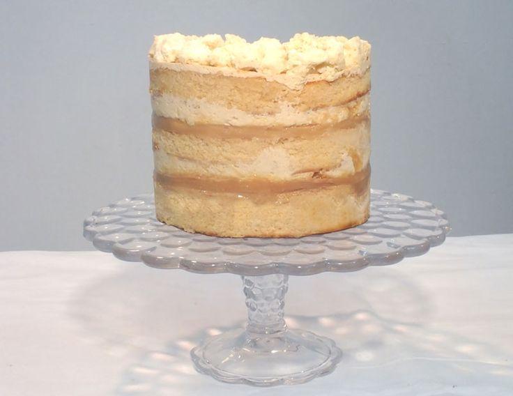 Milk Bar | Recipe for Dulce de Leche Cake (scroll down to see it}
