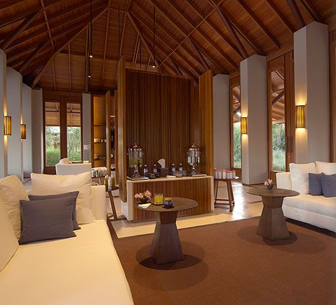 AMANYARA the spa lounge. #amanyara #turks #caribbean #island #travel #secret #escapes amanyara.com