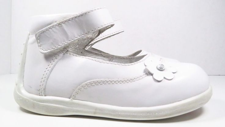 Andanenes White Walker Shoes Size15 Mexico/US 8 (Toddler)  | eBay
