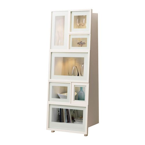 IKEA PS 2012 Glass-door cabinet IKEA Frames, displays and protects your favorite items and collections.