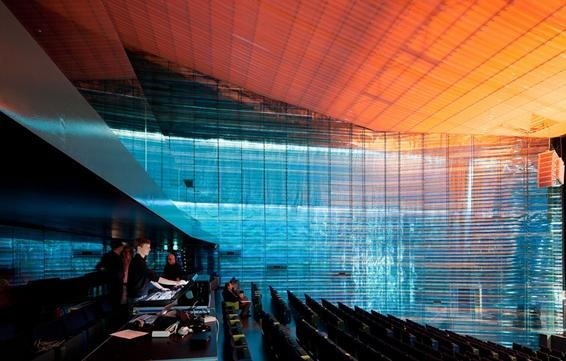 El Batel Auditorium in Cartagena Harbour by Selgas Cano   Buildings   Architectural Review