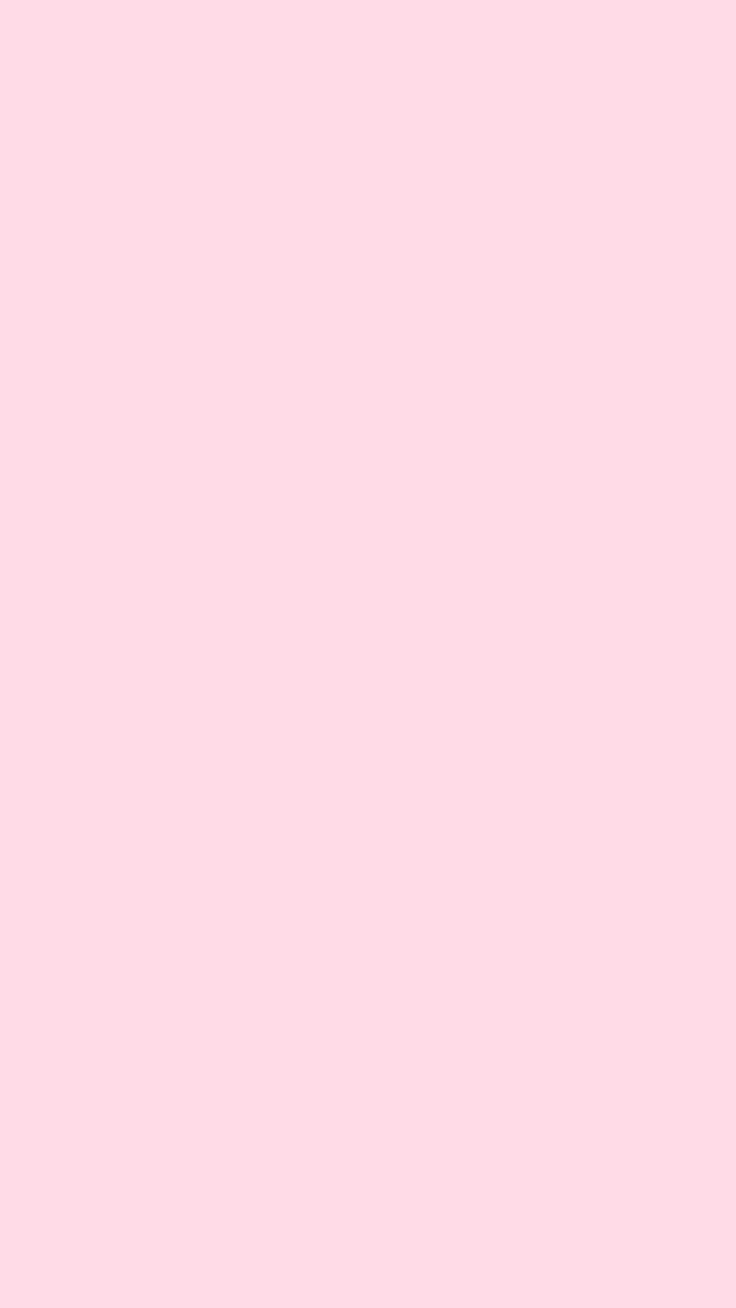 Plain baby pink wallpaper