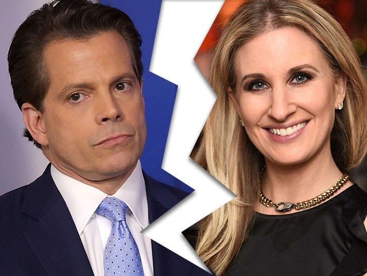Anthony Scaramucci Wife Reportedly Files for Divorce  #celebrity #news #photos #movies #tvshows