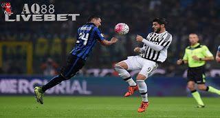 Agen Piala Eropa - Inter vs Juventus Berakhir Seri Tanpa Gol