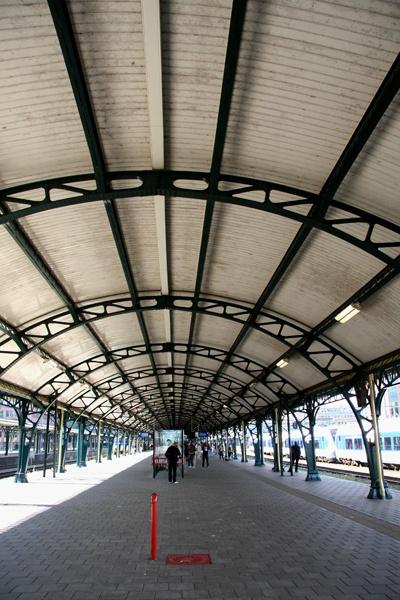 Train station, Den Bosch, NL, Aug 2012.