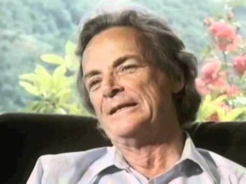 Ричард Фейнман удовольствие делать открытия