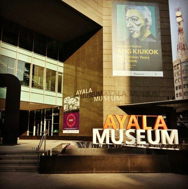 Ayala Museum in Makati City, Makati City