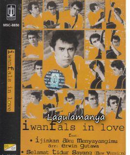 Download Iwan Fals Mp3 Album Iwan Fals in Love