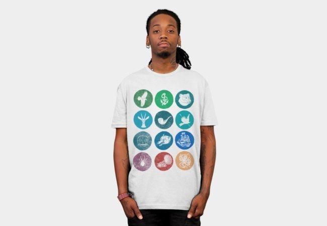 Weird Collector 1 T-Shirt - Design By Humans