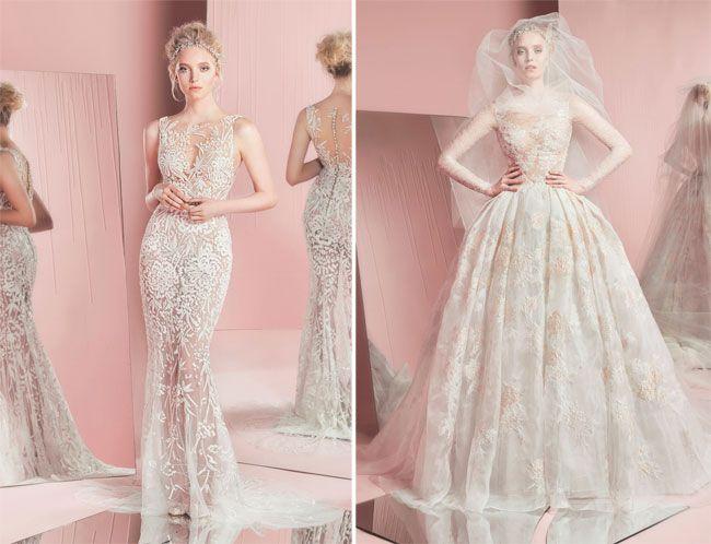 Collezione sposa 2016 Zuhair Murad, Abiti da sposa sensuali, Abiti da sposa romantici, Tendenza sposa primavera estate 2016