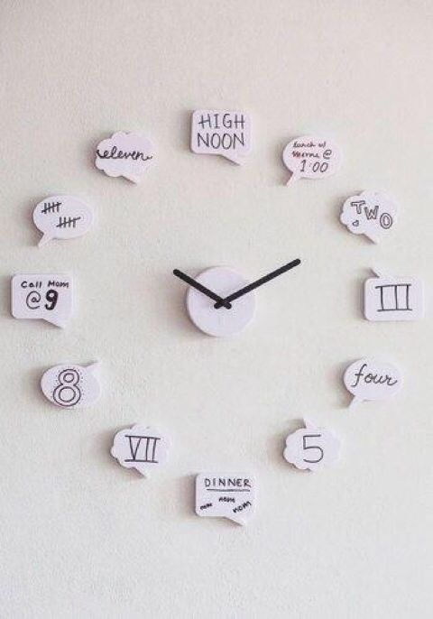 Adorable click idea that you can make on your own