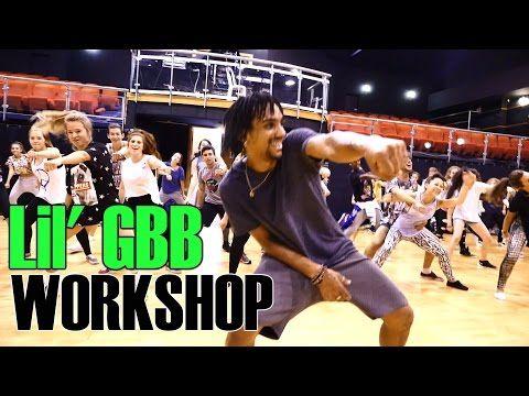 DEEWUNN FT. MARCY CHIN - MEK IT BUNX | LIL' GBB WORK SHOP | VSPOT DANCE CAMP - YouTube