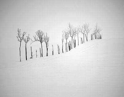 "Check out new work on my @Behance portfolio: ""Winter Ore Mountains"" http://on.be.net/1KI17bW"