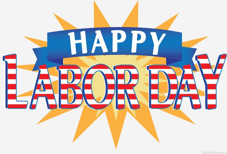 We hope you all enjoyed the long weekend - we certainly did! Happy #laborday!  #longweekend #holiday #celebrate #california