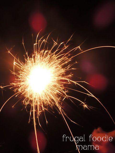 Snag these tips for taking the best fireworks & sparklers photos this 4th of July weekend!