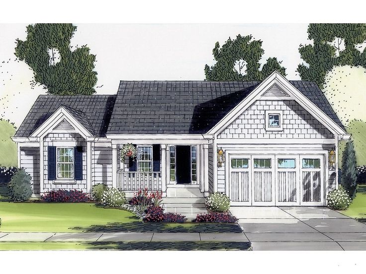 Best 25 affordable house plans ideas on pinterest house for Affordable one story house plans