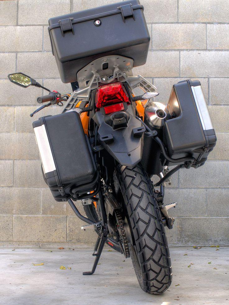 Topic: New 300cc Adventure bike from Zongshen | | Adventure Riding NZ