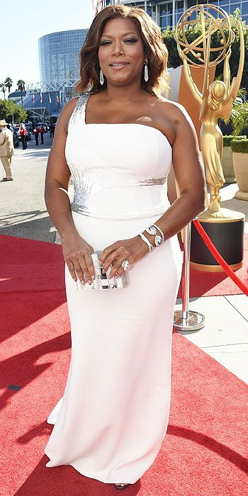 Queen Latifah at the 67th Annual Primetime Emmy Awards