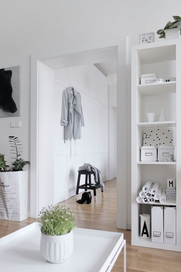 MA MAISON BLANCHE - my home #scandinavianliving #hay #traytable #tinekhome #designletters #bedroom #livingroom