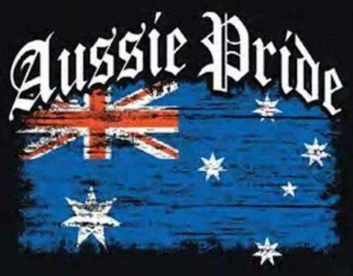 Aussie pride!