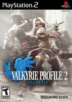 Playstation 2 - Valkyrie Profile 2: Silmeria