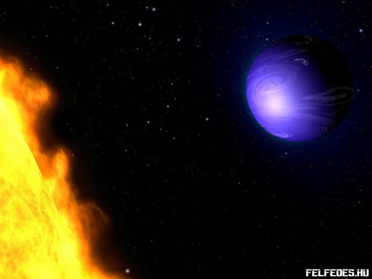 Először mutattak ki légkört egy közeli Föld-szerű bolygón