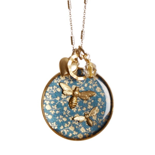 8 best ashes jewellery images on pinterest ash cremation jewelry kirstin ash necklace teal rosebud aloadofball Images