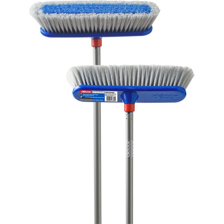 Find Decor Speed® 310mm Deluxe Indoor Push Broom at Bunnings Warehouse. Visit your local store for the widest range of storage & cleaning products.