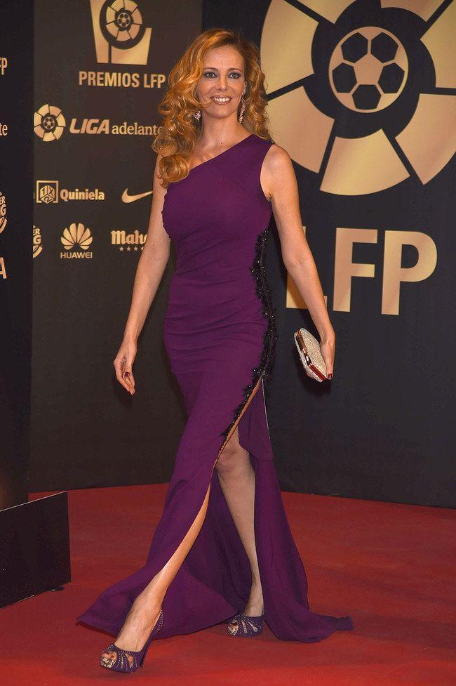 Gala de Premios de la Liga de Fútbol Profesional - Paula Vázquez