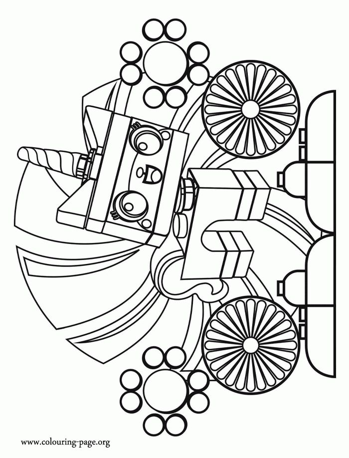 movie theme coloring pages - photo#20