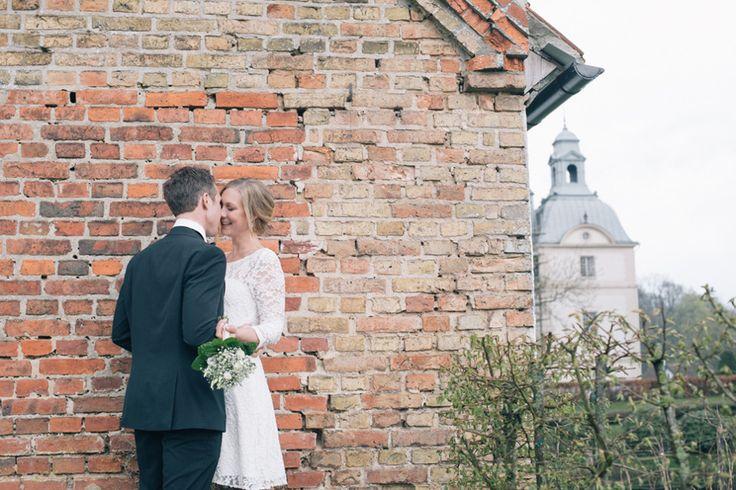 Bröllop på Kronovall. Fotograf Rebecca Wallin