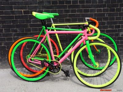 #fosfi fluor bicycle coolbike bike hipster RunTheParty