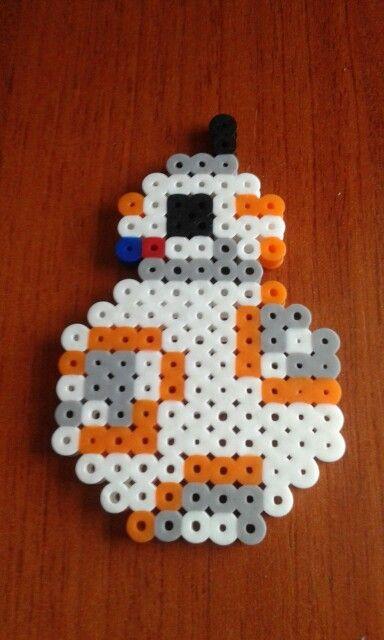 Hama bead - Star Wars BB8
