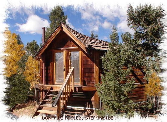 Colorado Mountain Cabins #11 ~45 minutes west of Colorado Springs
