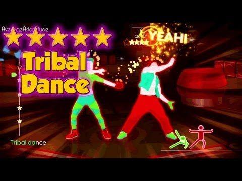 Tribal Dance - Brain Break