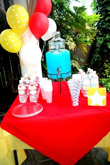 140 best images about circus theme birthday party on pinterest - Carnival theme party for adults ...