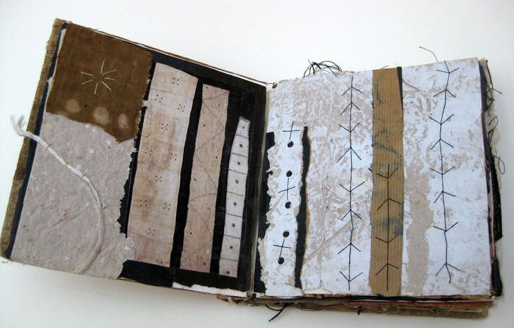 Mandy Pattullo - The Decorated Sketchbook