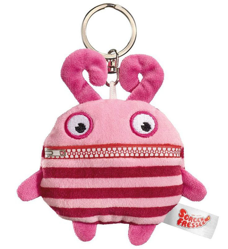 Frula Sorgenfresser (Worry Eater) Keychain