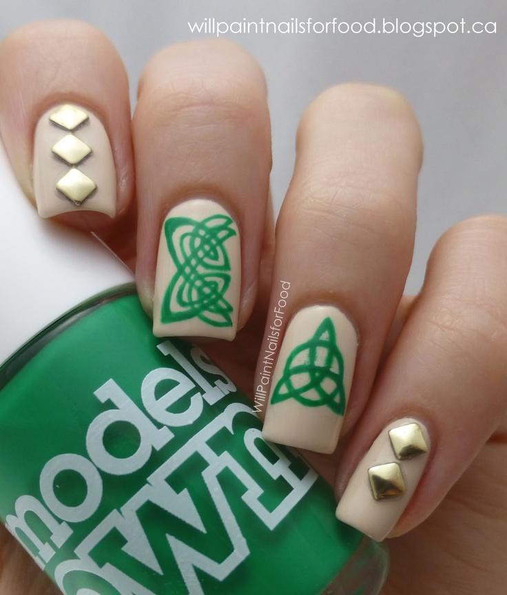 136 best Nail Art Inspiration images on Pinterest | Original art ...